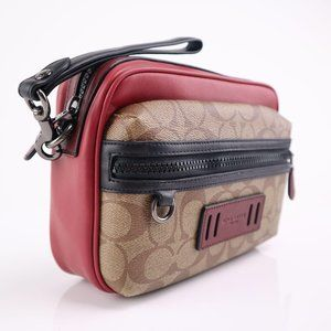 NWT Coach Terrain Daily Organizer Pouch Bag